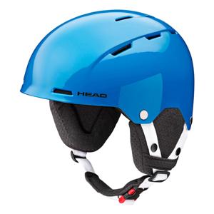 Head TAYLOR červená (48 - 51) - Juniorská lyžiarska prilba