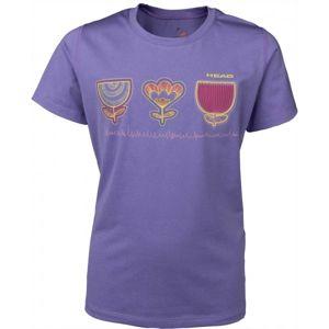 Head RONJA fialová 152-158 - Detské tričko