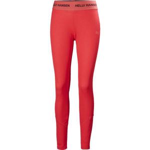Helly Hansen W LIFA ACTIVE PANT ružová L - Dámske funkčné nohavice