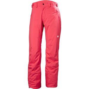 Helly Hansen SNOWSTAR PANT ružová XS - Dámske lyžiarske nohavice
