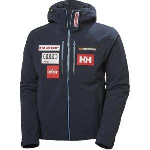 Helly Hansen ALPHA LIFALOFT JACKET modrá XL - Pánska zimná bunda