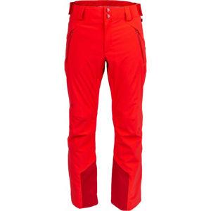 Helly Hansen FORCE PANT červená XL - Pánske lyžiarske nohavice