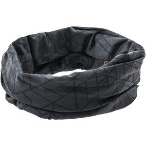Hi-Tec TEMIR čierna UNI - Multifunkčná šatka