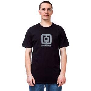 Horsefeathers FAIR T-SHIRT čierna XL - Pánske tričko