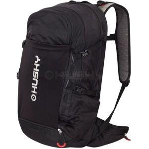 Husky CLEVER 30 čierna NS - Turistický batoh