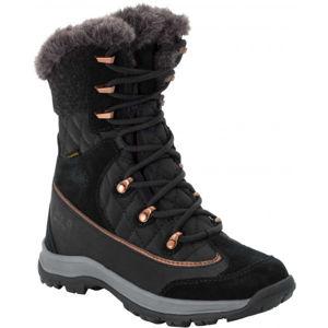Jack Wolfskin ASPEN TEXAPORE HIGH W  5.5 - Dámska zimná obuv