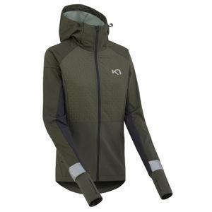 KARI TRAA TOVE JACKET zelená XL - Dámska funkčná bunda