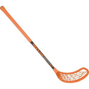 Kensis 4KIDS 35 zelená 60 - Florbalová hokejka