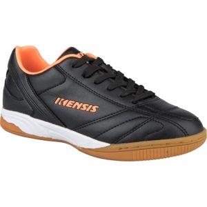Kensis FOMMO čierna 33 - Juniorská halová obuv