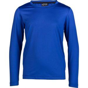 Kensis GUNAR JR modrá 128-134 - Chlapčenské technické tričko