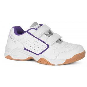 Kensis WERNER fialová 28 - Detská halová obuv