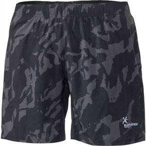 Klimatex DANE čierna XL - Pánske bežecké šortky