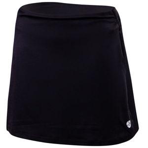 Klimatex MONIQ čierna XL - Dámska bežecká sukňa 2v1