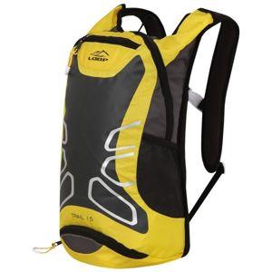 Loap TRAIL 15 žltá NS - Cyklo batoh