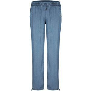 Loap NYMPHE modrá M - Dámske nohavice