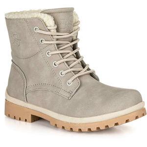 Loap GARDENIA sivá 37 - Dámska zimná obuv