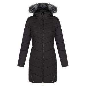 Loap TALKA červená XS - Dámsky zimný kabát