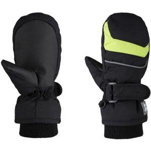 Loap RAFKO zelená 12 - Detské rukavice