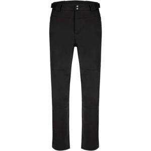 Loap LYON čierna L - Pánske nohavice
