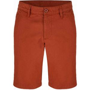 Loap VEHUR červená M - Pánske šortky