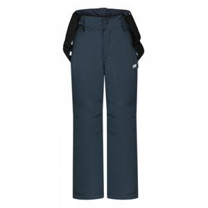 Loap ZAJKA modrá 152 - Detské lyžiarske nohavice