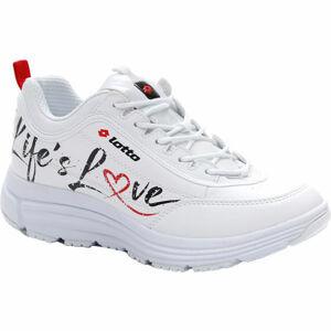 Lotto LOVE RIDE PRIME III PRT 1 W  8 - Dámska obuv na voľný čas