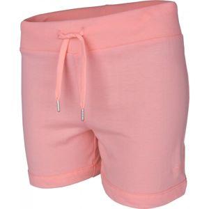 Lotto SENCE SHORT JS W ružová L - Dámske šortky