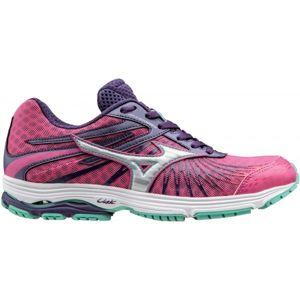 Mizuno WAVE SAYONARA 4 W ružová 5 - Dámska bežecká obuv