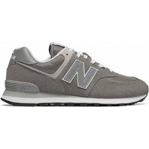 New Balance ML574EGG šedá 9.5 - Pánska obuv