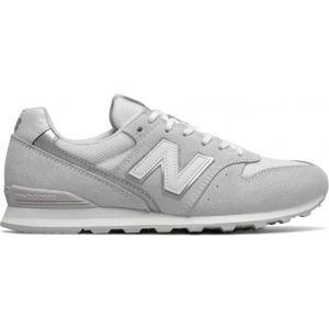 New Balance WL996CLA šedá 6 - Dámska vychádzková obuv