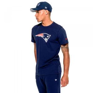 New Era NFL TEAM LOGO TEE NEW ENGLAND PATRIOTS  S - Pánske tričko