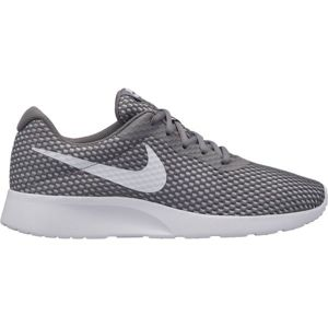 Nike TANJUN SE tmavo šedá 11.5 - Pánska voľnočasová obuv