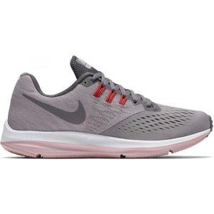 Nike NIKE ZOOM WINFLO 4 W sivá 7 - Dámska bežecká obuv