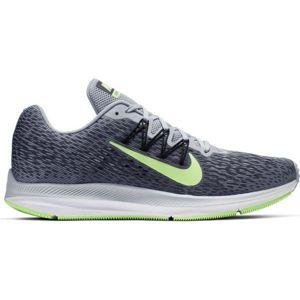 Nike AIR ZOOM WINFLO 5 šedá 11 - Pánska bežecká obuv