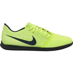 Nike PHANTOM VENOM CLUB IC žltá 11 - Pánska halová obuv