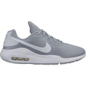 Nike AIR MAX OKETO šedá 11 - Pánska voľnočasová obuv