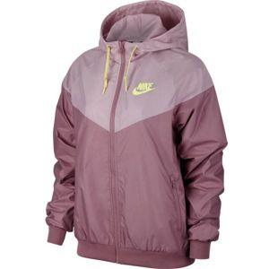Nike NSW WR JKT fialová XS - Dámska bunda