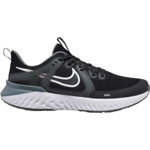 Nike LEGEND REACT 2 čierna 11.5 - Pánska bežecká obuv