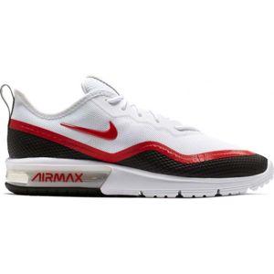 Nike AIR MAX SEQUENT 4.5 SE biela 12 - Pánska voľnočasová obuv