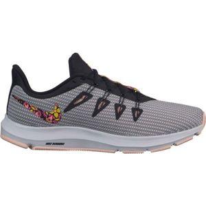 Nike QUEST W šedá 7.5 - Dámska bežecká obuv