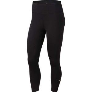 Nike W ONE TIGHT CROP čierna XL - Dámske legíny