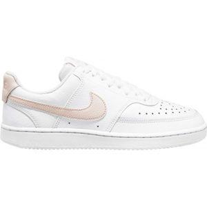 Nike COURT VISION LOW WMNS  7 - Dámska obuv na voľný čas