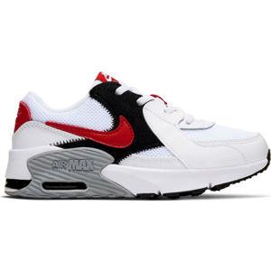 Nike AIR MAX EXCEE biela 2Y - Detská voľnočasová obuv
