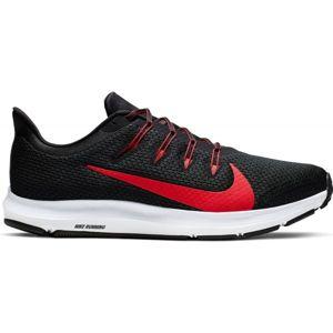 Nike QUEST 2 čierna 7.5 - Pánska bežecká obuv