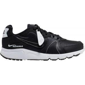 Nike ATSUMA čierna 8.5 - Dámska obuv na voľný čas