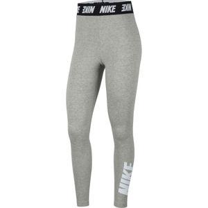 Nike NSW LGGNG HW NIKE W šedá XS - Dámske legíny