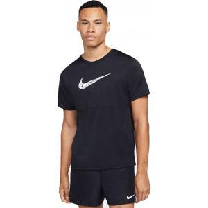 Nike BREATHE RUN TOP SS WR GX M  2XL - Pánske bežecké tričko