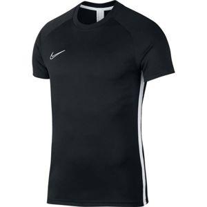 Nike NK DRY ACDMY TOP SS čierna XL - Pánske tričko