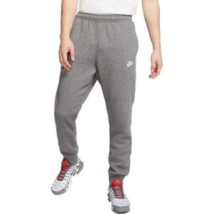 Nike SPORTSWEAR CLUB šedá S - Pánske tepláky