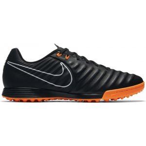 Nike TIEMPO LEGEND VII ACADEMY TF čierna 6.5 - Pánske turfy